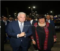 صور.. وزير الثقافة ومحافظ جنوب سيناء يفتتحان قصر ثقافة شرم الشيخ
