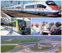 رؤية مصر 2020| 6 إنجازات تنفذها «النقل».. بينها أضخم صفقة قطارات