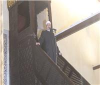 خطيب الجامع الأزهر: استحضار «معية الله» منهج الأنبياء وشعار الصالحين