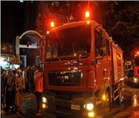 مدير الحماية المدنية: السيطرة على حريق كنيسة العذراء مريم بعين شمس