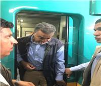 صور| التفاصيل الكاملة للتشغيل التجريبي لـ «مترو مصر الجديدة»