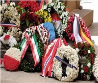 صور| فى الذكرى الـ٧٦ لموقعة العلمين.. أكبر تجمع أوربي بالمقبرة الألمانية