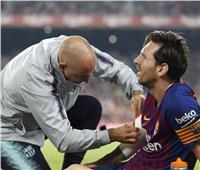 صورة| رسميًا.. ميسي يغيب عن الكلاسيكو أمام ريال مدريد