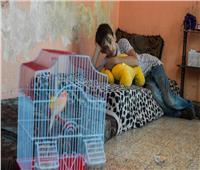 الطفل «زين».. لاجئ سوري هرب من الموت ليُبهر العالم