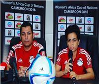 4 نجمات في عالم الكرة النسائية المصرية