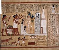«كتاب الموتى»| أسرار مقابر الفراعنة.. وأدوات سحرية في مزاد دولي..فيديو