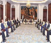 مصر والسودان على طريق الخير لوادي النيل