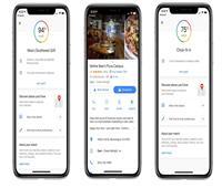 ميزة جديدة من «خرائط جوجل» على نظام «iOS»