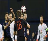 فيديو| إسبانيا تسقط أمام كرواتيا في دوري الأمم الأوروبية