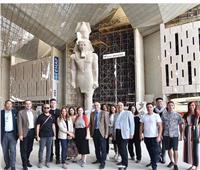 «السياحة» تنظم زيارة لـ 10مدونين من أشهر رواد مواقع التواصل الاجتماعى بأمريكا