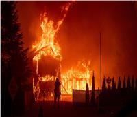 «العواصف والأمطار الغزيرة» تفاقم مشاكل المشردين بسبب حريق كاليفورنيا