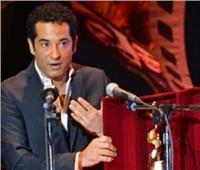 عمرو سعد: فخور بحصولي على جائزة المهرجان القومي للسينما