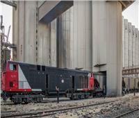 حركة قطارات البضائع العامة بميناء دمياط خلال الـ 24 ساعة الماضية