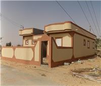 صور| بعد إنجاز المرحلة الأولى من التطوير.. قرية الروضة تستعد لاستقبال أهالي سيناء