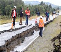 هيئة المسح الجيولوجي الأمريكية: زلزال شدته 5.7 درجة يضرب ألاسكا
