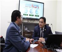 حوار| مستشار وزير الصحة للمعلومات: لدينا 12 ألف مدخل بيانات.. ولم نكلف الدولة مليمًا «فيديو»