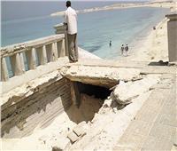 10 رؤوس حجرية لحماية شواطئ المدينة الساحرة