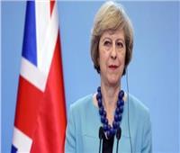 ماي تدلي ببيان في البرلمان البريطاني