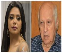 رانيا يوسف تنعي الفنان محمود القلعاوي