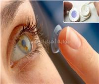 العدسات اللاصقة «تسبب العمى».. والرقابة تائهة بين «الصحة» و«حماية المستهلك»
