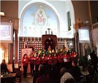 اللجنة المسكونية تنظم أمسية ميلادية بكاتدرائية الأنبا انطونيوس