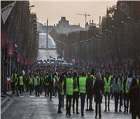 أكثر من 33 ألف متظاهر شاركوا في احتجاجات «السترات الصفراء».. السبت