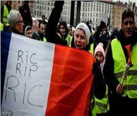 مظاهرات هادئة للسترات الصفراء بفرنسا خلال الأسبوع الخامس