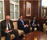 فيديو| سفير مصر بالنمسا: زيارة الرئيس ستشهد توقيع مذكرات تفاهم واتفاقيات تعاون