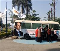 معهد ناصر يشارك بفحوصات مجانية في احتفالية مكتبة القاهر بيوم التطوع