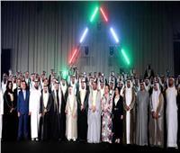 محمود التهامي ينشد أمام حاكم الشارقة