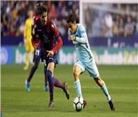 ننشر التشكيل الرسمي لمباراة برشلونة وليفانتي