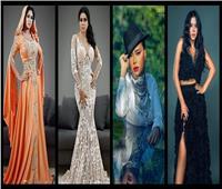 بعد أزمة الفستان.. 4 جلسات تصوير لـ«رانيا يوسف»