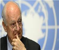 دي ميستورا: ينبغي عمل المزيد لتشكيل اللجنة الدستورية السورية