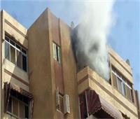 إخماد حريق نشب داخل شقة سكنية بالزمالك دون إصابات