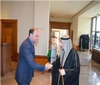 صور| وصول أول وفد من ضيوف مؤتمر «الأعلى للشئون الإسلامية»