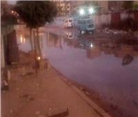 «مياه القاهرة» ترد: عودة المياه لشارع علي مرجان بشبرا خلال ساعتين