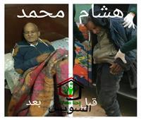 «أطفال بلا مأوى» ينقذ 7 مشردين بالسويس