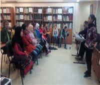 ورش الموسيقى والغناء في مركز «بهاء الدين الثقافي» بأسيوط