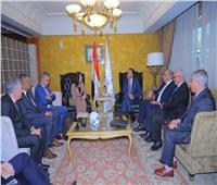 الاتفاق على إنشاء لجنة مصرية قبرصية للتعاون في المجال البحري