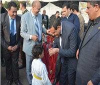 محافظ البحيرة يكرم الأبطال الرياضيين من أبناء مركز شباب «الرحمانية»