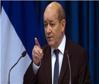 وزير الخارجية الفرنسي يرى لغزًا في سياسة أمريكا بشأن سوريا