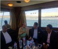 مهاب مميش: الانتهاء من مشروع إنشاء محطة تحلية مياه البحر