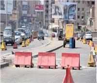 المرور يعيد فتح مطلع ومنزل بمحور 26 يوليو بعد انتهاء الإصلاحات