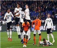 بث مباشر  مباراة هولندا وألمانيا في التصفيات الأوروبية