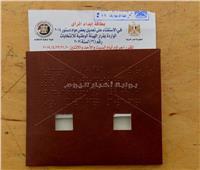التعديلات الدستورية2019| بطاقة الإقتراع بـ«برايل» تتصدر المشهد في ٦ أكتوبر