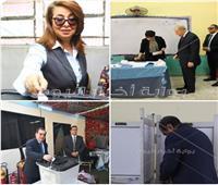 التعديلات الدستورية 2019| 4 وزراء في طابور ثاني أيام الاستفتاء