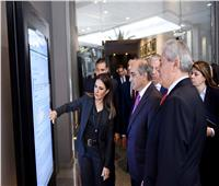 صوروفيديو| مصر وقبرص تتفقان على زيادة الاستثمارات المشتركة