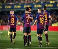 وسط غياب «ميسي».. برشلونة يهاجم ألافيس بـ«سواريز وكوتينيو وديمبلي»