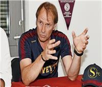 حوار| «جيجر»: أشجع منتخب مصر في أمم إفريقيا.. وأحلم بتدريب الفراعنة