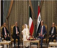 أمير الكويت يجدد حرص بلاده على مساندة جهود إعمار العراق
